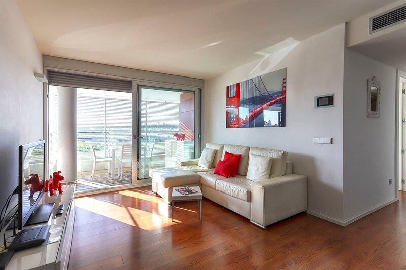 Roberta Apartment - Marina De Botafoch Ibiza, holiday rental in Puig d'en Valls