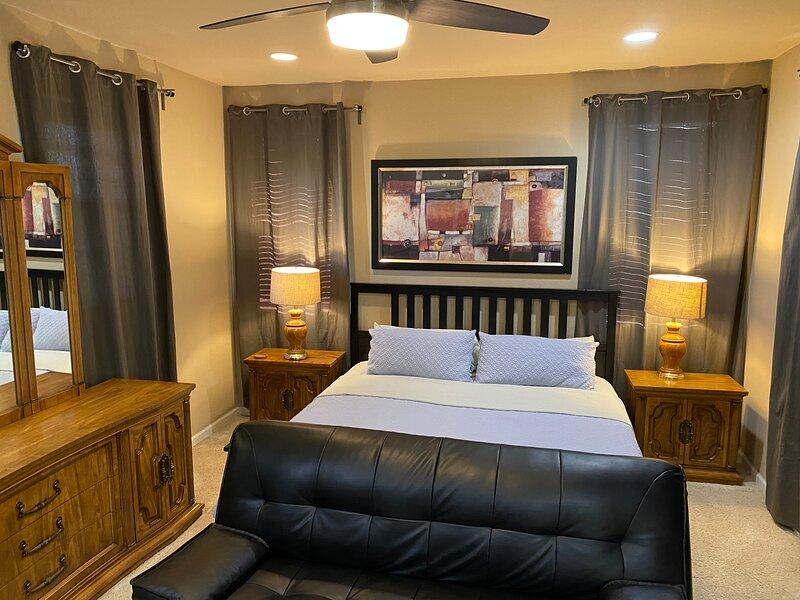 Allen's room, vacation rental in Rancho Cordova