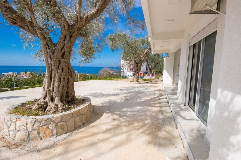 Apartments Sun with Sea View - One Bedroom Apartment 1, holiday rental in Dubrava