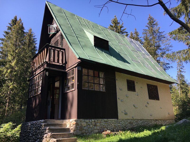 Enchanted Forest Chalet, vacation rental in Presov Region
