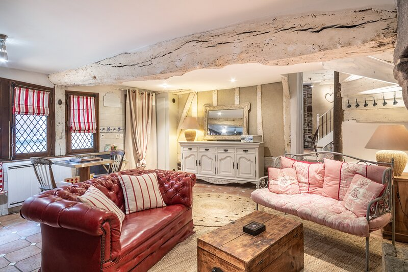 L'Auberge du Coignet - Maison typique centre Dinan, holiday rental in Taden