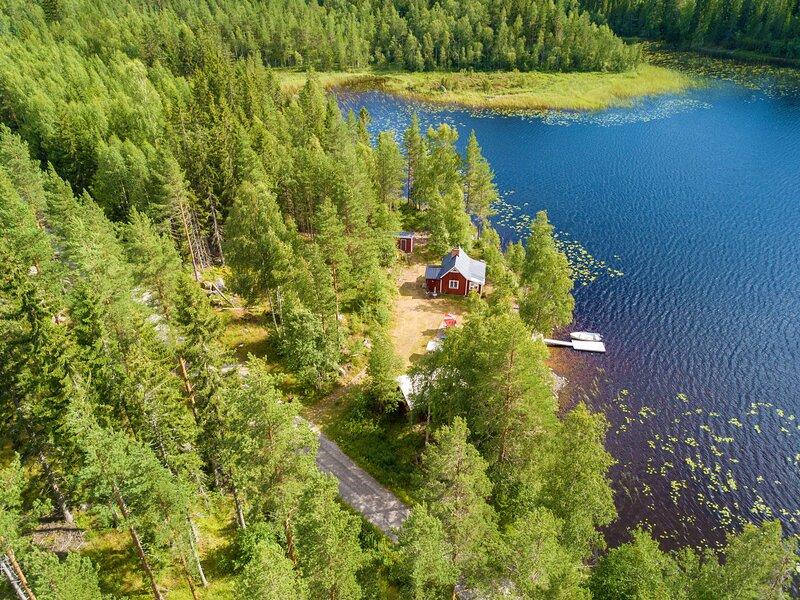 Bjärken, holiday rental in Gavleborg County