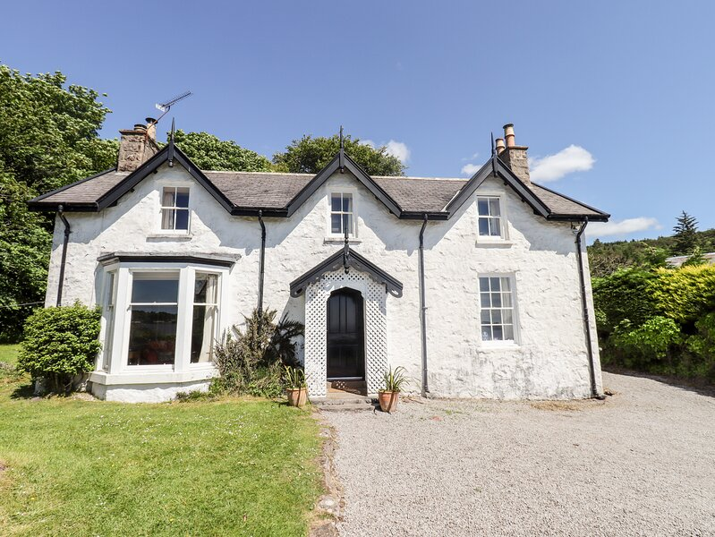 Port Donnel Cottage, Dalbeattie, casa vacanza a Colvend