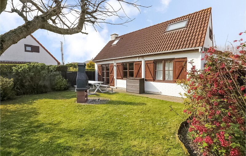 Zeebos  REF 236 (BVA250), vacation rental in Bredene
