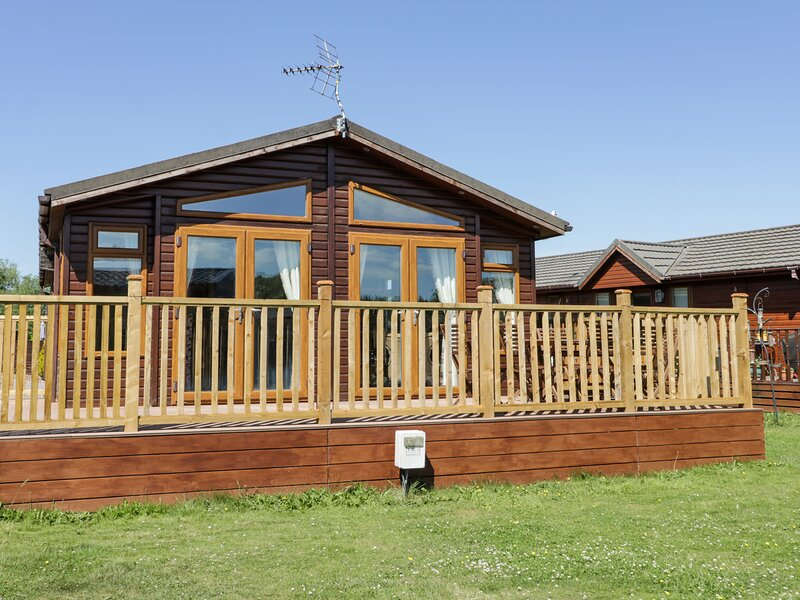 Crystal Lodge, Malton, holiday rental in Slingsby