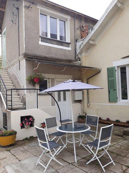 Gite Les Eylauds, aluguéis de temporada em Evaux-les-Bains