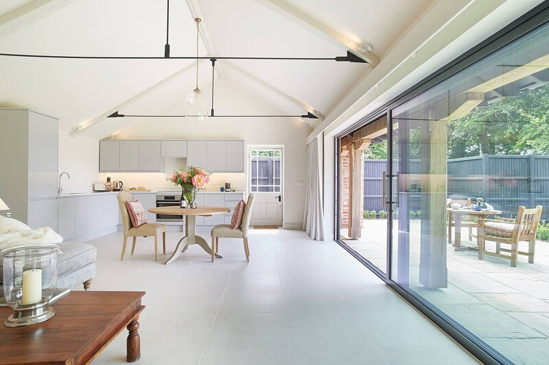 The Garden House, vacation rental in Wolterton
