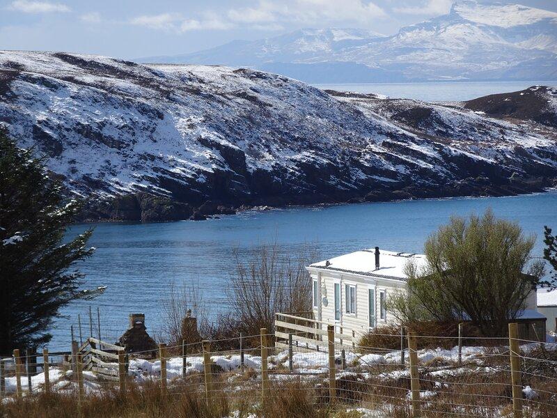 Asgard, holiday rental in Talladale