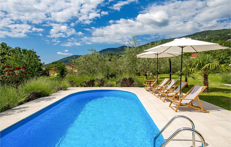 Stunning home in Lovran with WiFi and 0 Bedrooms (CKO318), holiday rental in Ika