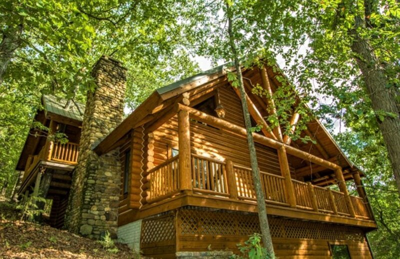 Cinnamon Valley - 'The Mountaineer', alquiler vacacional en Eureka Springs