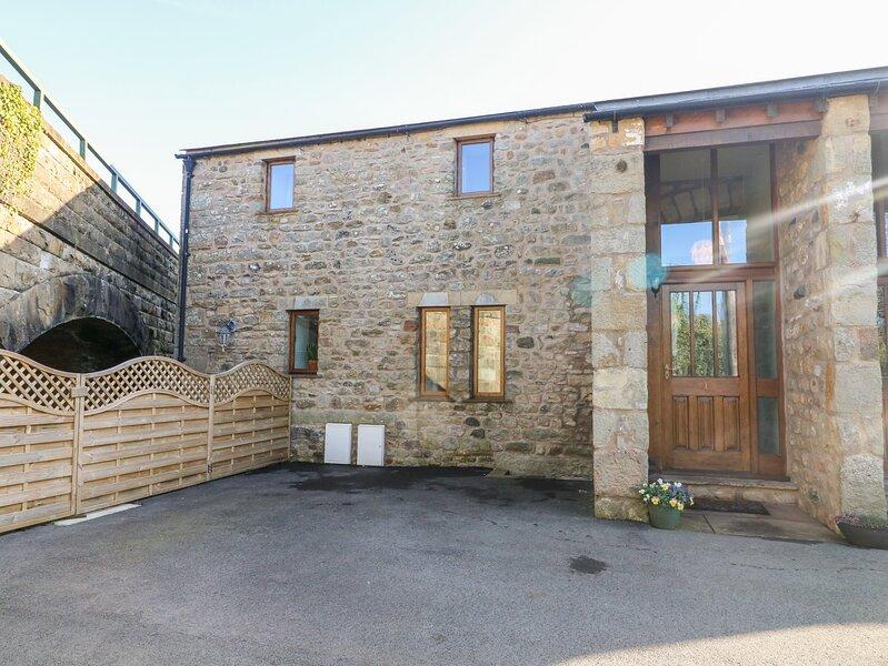 1 Netherbeck Barn, Carnforth, holiday rental in Over Kellet