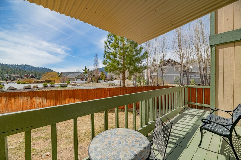 Dabi Four Lakeview, holiday rental in Angelus Oaks