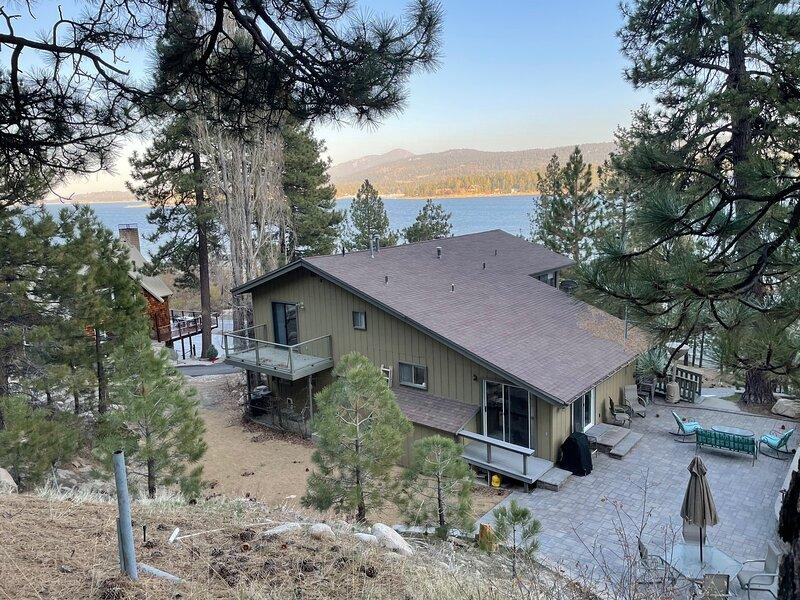 Lakefront Deep Water, holiday rental in Big Bear Region