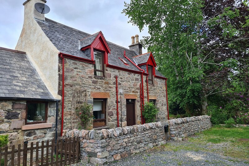 NC500 route Cottage in Kinlochewe, holiday rental in Talladale