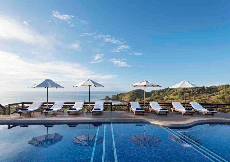 Ocean View 2BR Luxury Villa w Private Pool, holiday rental in Punta Islita