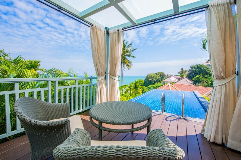 Ban Laem Phan Wa Villa Sleeps 3 with Pool and Air Con - 5813363, holiday rental in Wichit