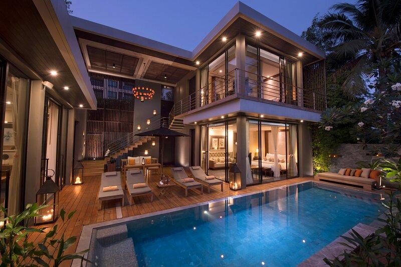 Ban Hua Na Villa Sleeps 7 with Pool and Air Con - 5812045, alquiler vacacional en Ban Khao Takiap