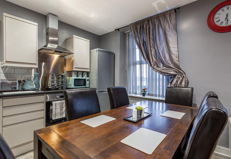 Darlington Centre Open Plan Apartment, holiday rental in Walworth