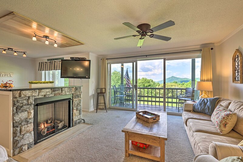 Banner Elk Vacation Rental   3BR   2.5BA   Stairs Required