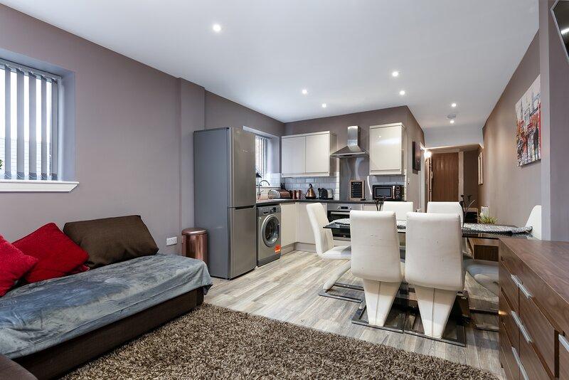 Darlington town Centre Double Luxury Apartment, alquiler vacacional en Stockton-on-Tees