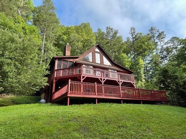 Deer Creek Retreat, location de vacances à Coker Creek