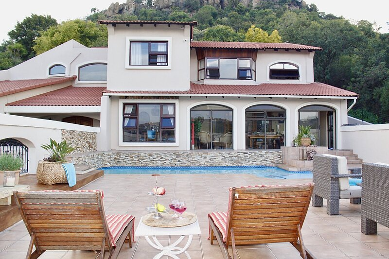 Villa Azotea, aluguéis de temporada em Henley on Klip