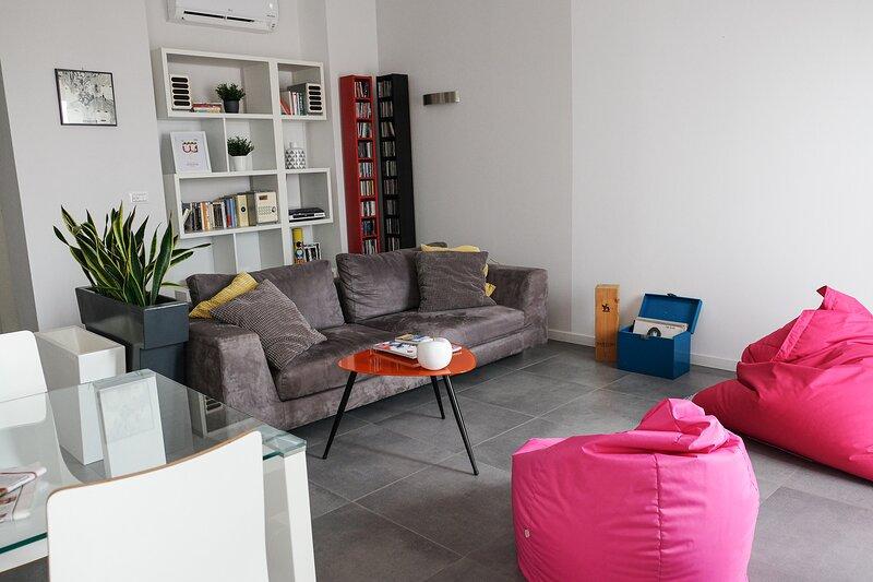 Appartamento con vista su Superga, vacation rental in Marentino
