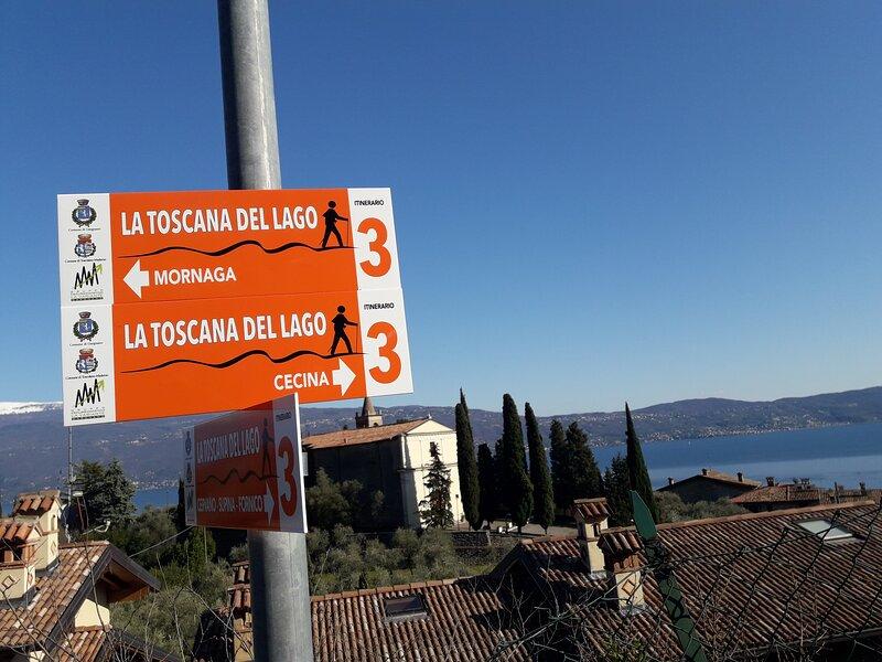 Ca' del borgo, holiday rental in Toscolano-Maderno