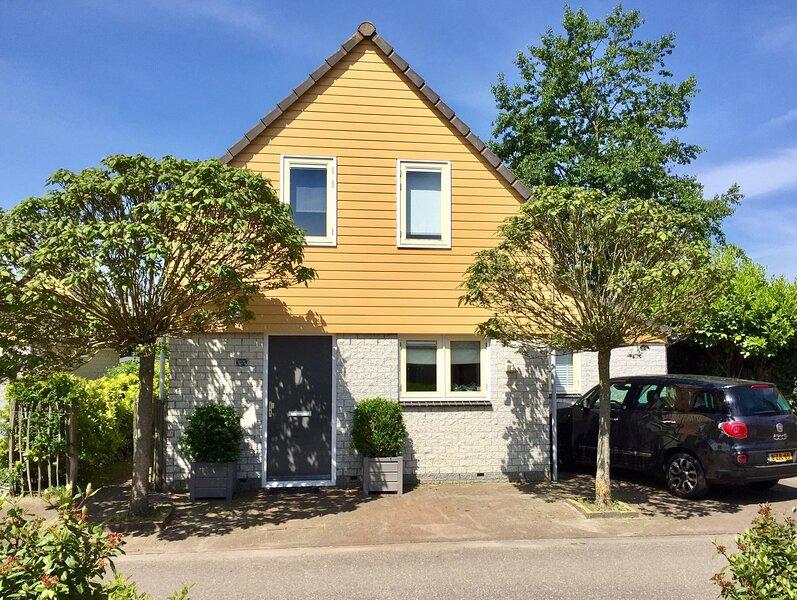 Vakantiewoning 113 in villapark de oesterbaai, location de vacances à Wemeldinge