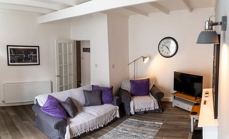 The Old Paint Shop Apartment - Centrally Situated, location de vacances à Anstruther
