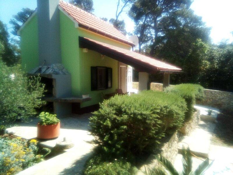 One bedroom house Silba (K-18784), vacation rental in Premuda