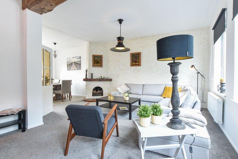 Royaal appartement in het centrum van Yerseke, holiday rental in Sint Maartensdijk