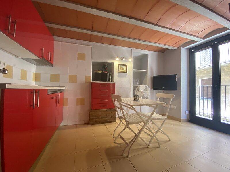 TH120 Estudio Trinquet, aluguéis de temporada em Els Pallaresos