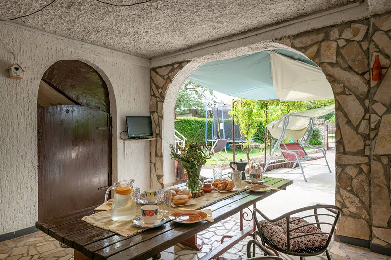 Holiday house Ruba, holiday rental in Manjadvorci
