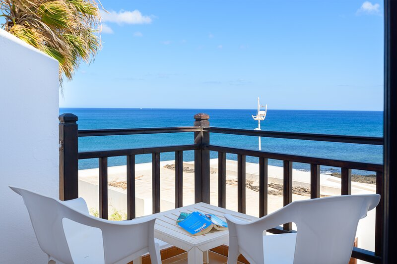 Casa Maesa, relax y playa, alquiler vacacional en Playa Honda