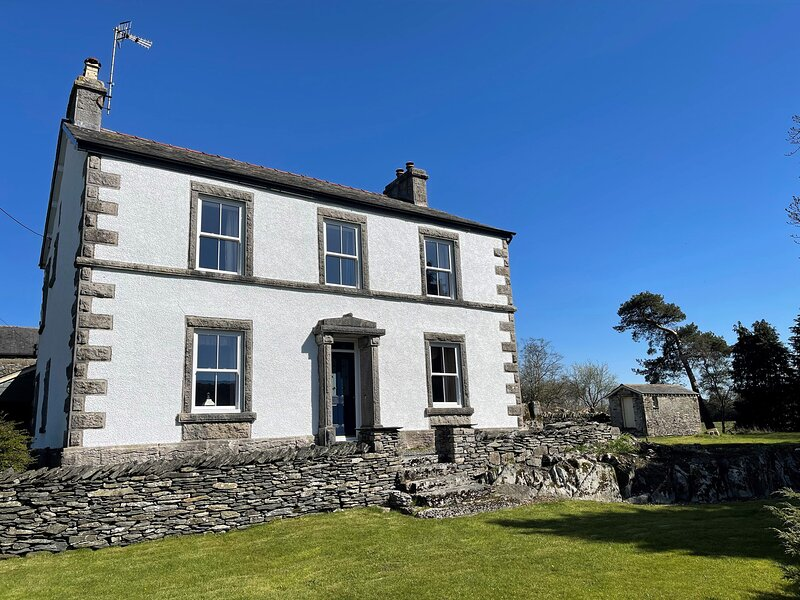 Grove House, Witherslack, holiday rental in High Newton