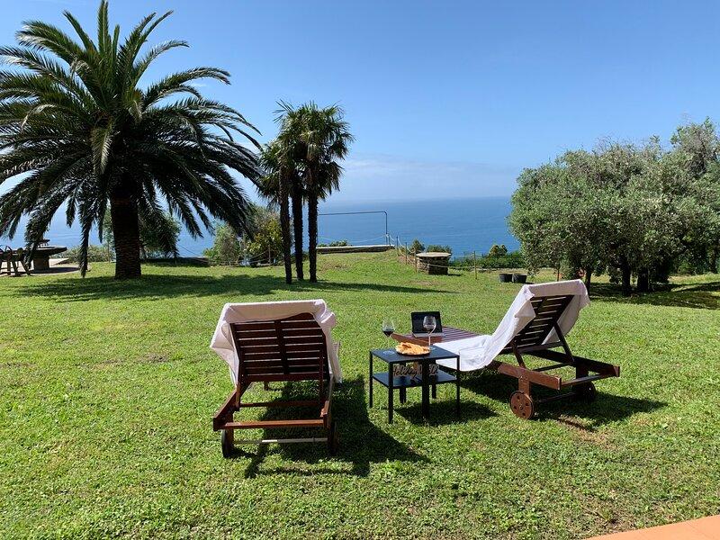 ILA1339 Villa Crevari**** by Holiday World, holiday rental in Campo Ligure