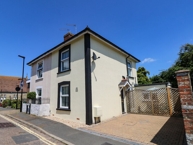 May Cottage, Shanklin, casa vacanza a Luccombe