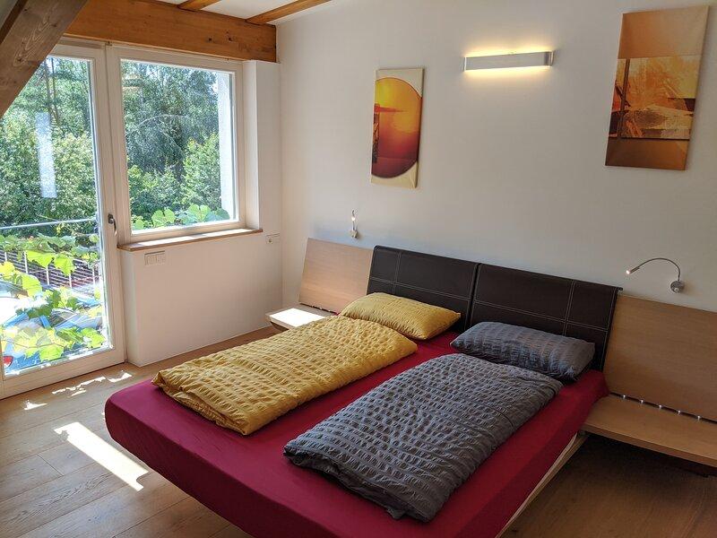 Vidora Apartments - Deco Loft elegeante a Soprabolzano sul Renon Ritten Card, holiday rental in Fie allo Sciliar