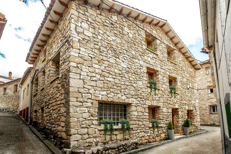 Casa Zaorejas, vacation rental in Torrecuadradilla