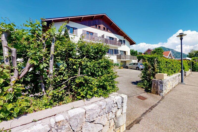 Appartement avec 2 chambres pour 4 personnes à Annecy-le-Vieux, location de vacances à Argonay