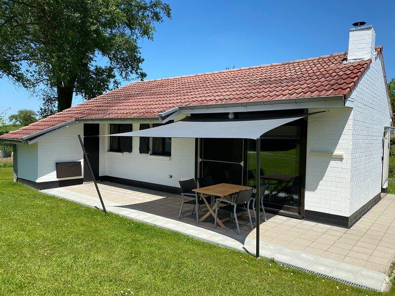 Charmant vakantiehuis op de flank van de Rodeberg, location de vacances à Sailly sur la Lys