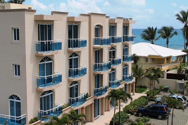 2BD sea-views duplex near everything in Cabarete!, holiday rental in Gaspar Hernandez
