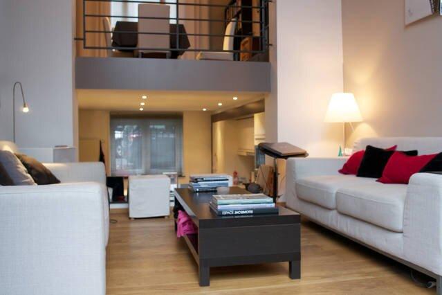 Maison de ville originale 3 chambres avec terrasse, alquiler vacacional en Waterloo