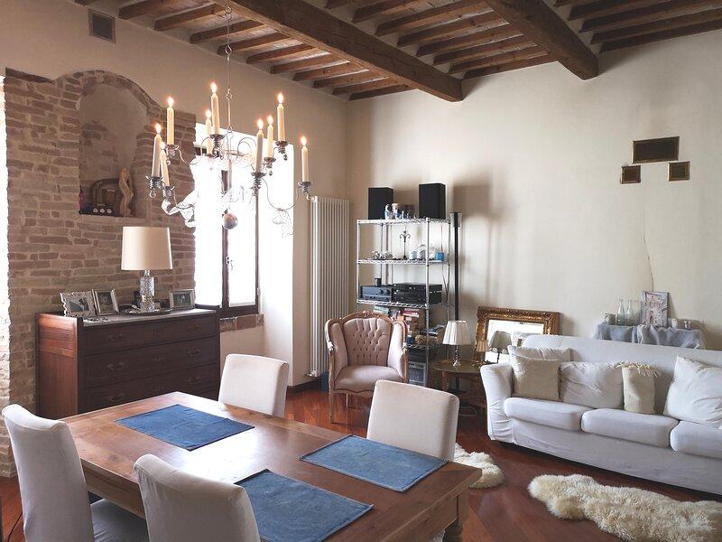 Ospitalità d'altri tempi, holiday rental in Villa Lempa