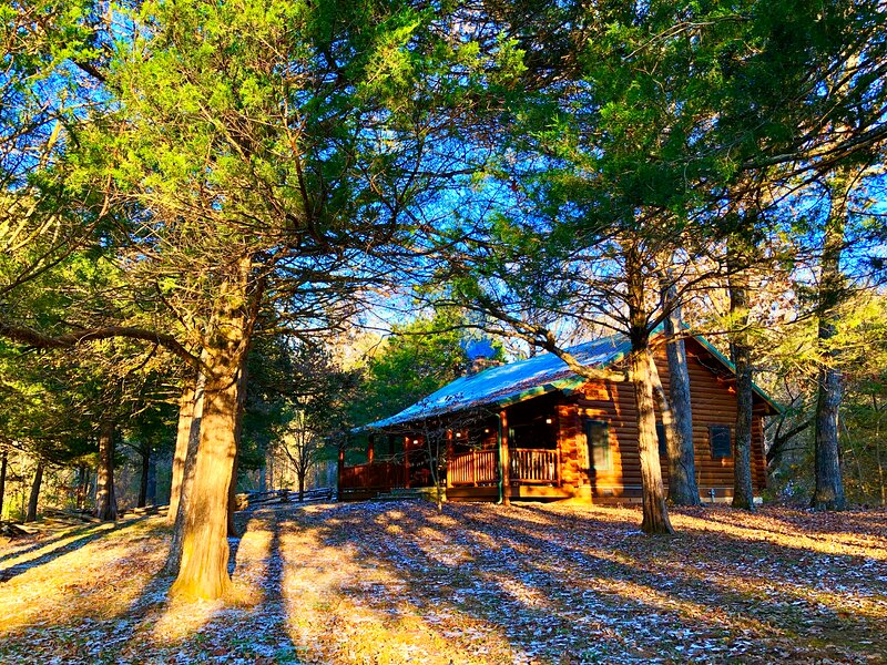 Cinnamon Valley - 'The Cattail', holiday rental in Eureka Springs