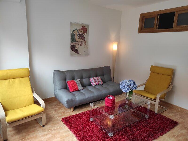 Apartamento vacacional casco urbano, holiday rental in Granxa