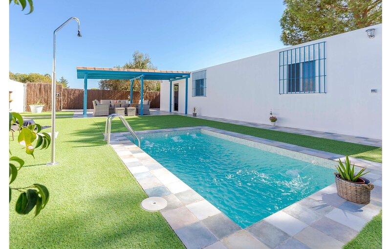 Casa Verde Azul (EAC524), holiday rental in Carmona
