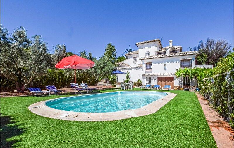 LA VEREDA (EAC472), holiday rental in Villanueva del Rosario