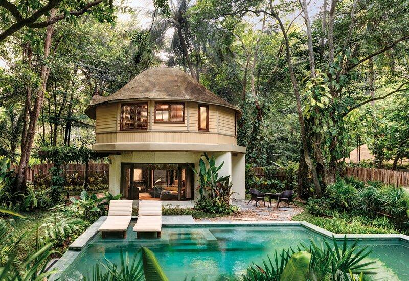 Railay Beach Villa Sleeps 3 with Pool - 5825055, holiday rental in Ko Jum